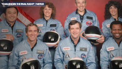 "Photo of ""Challenger: The Final Flight"" shines a light on the missing astronauts and their families"