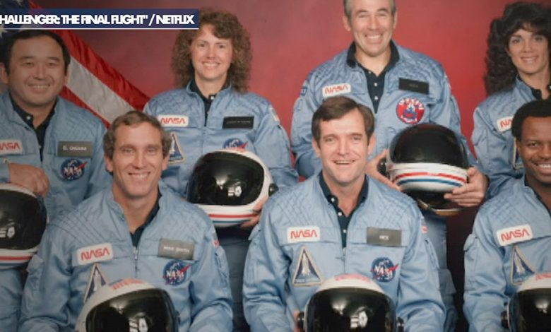 """""""Challenger: The Final Flight"""" shines a light on the missing astronauts and their families"""