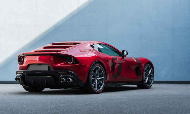 Ferrari basically made a prettier Dodge Viper, but only for that dude