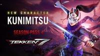 Kunimitsu in Tekken 7 image # 1