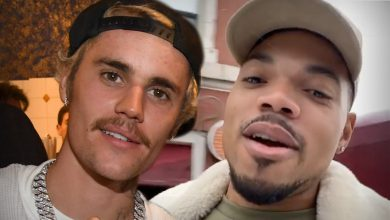 Photo of Justin Bieber and Chance the Rapper Cash Prize Winners