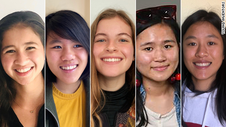 The pandemic has transformed their societies, so these teen inventors have designed apps to make life easier