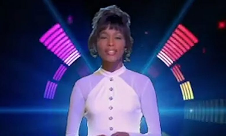 Hologram surfaces Whitney Houston without approval from the drug