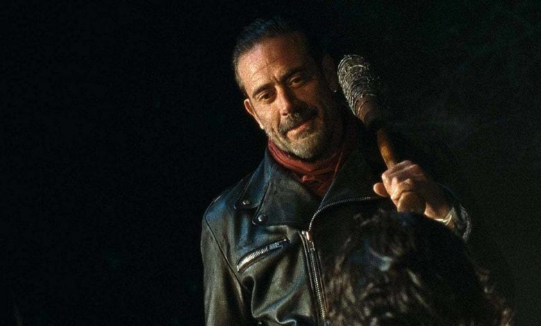 Negan The Walking Dead is now a magic pool card