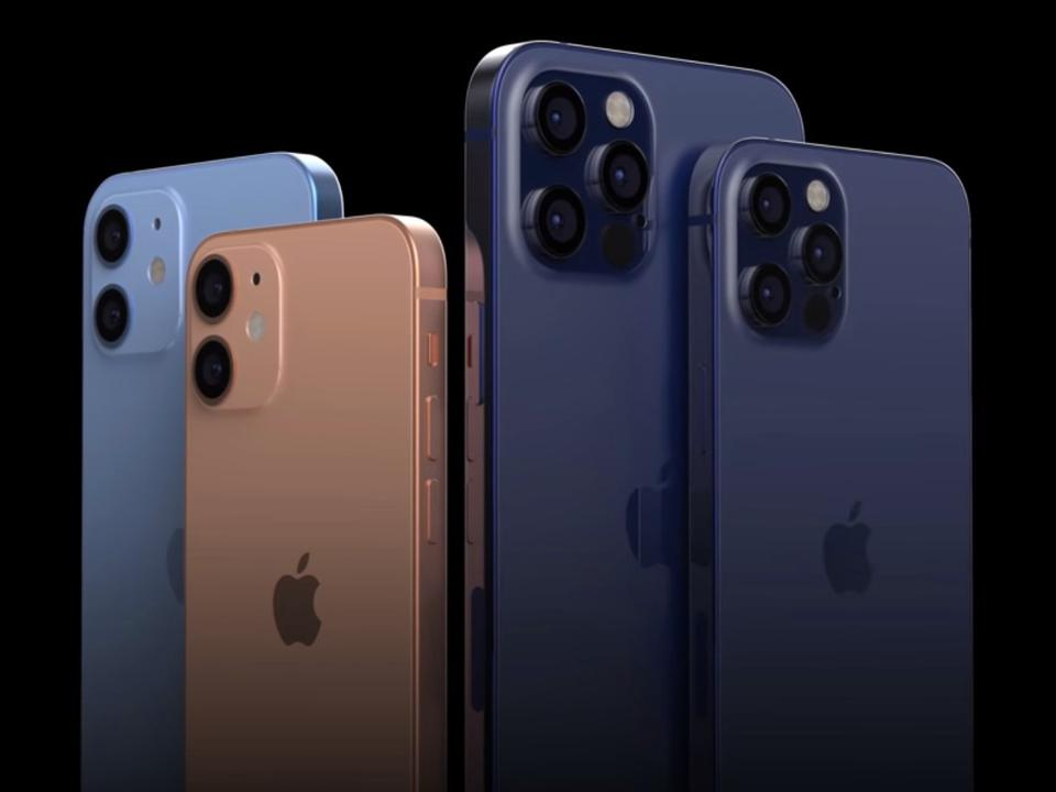 Apple, iPhone, new iPhone, iPhone 12, iPhone 12 Pro, iPhone 12 Pro Max and iPhone 12