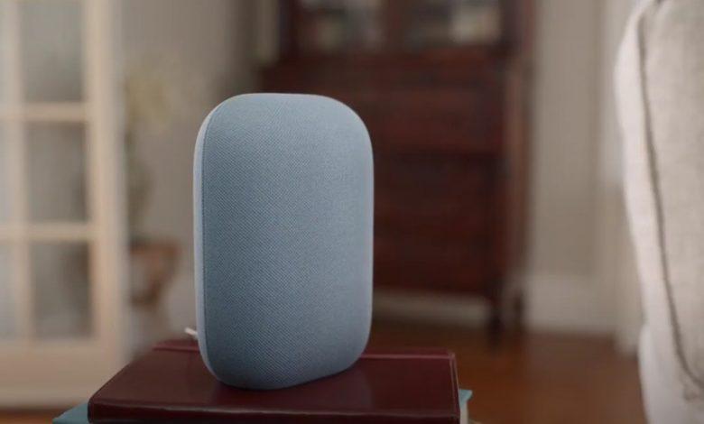 Google's new Nest Audio Smart Speaker is official, it costs $ 99.99