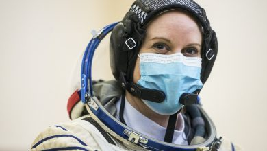 Photo of A NASA astronaut plans to cast her ballot from the space station