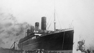 Photo of A researcher said the Titanic disaster may have been affected by space weather