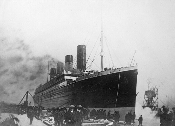 A researcher said the Titanic disaster may have been affected by space weather