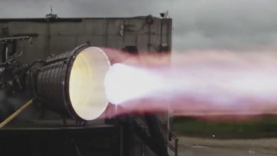 Photo of An incredible video showing the power of the Raptor's vacuum engine