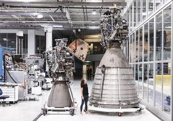 Raptor SpaceX.