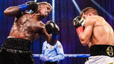 Photo of Charlo Brothers Battle Results: Live Boxing Updates, Germel vs Rosario, Germall vs Derevyanchenko