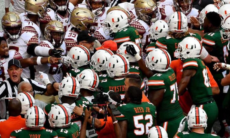 College Football Results, NCAA Top 25 Rankings, Schedule, and Matches Today: Florida State Opening vs Miami, Texas A&M