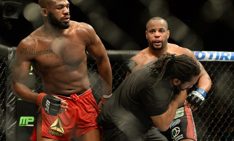 Daniel Cormier questions John Jones' motives to vacate the belt