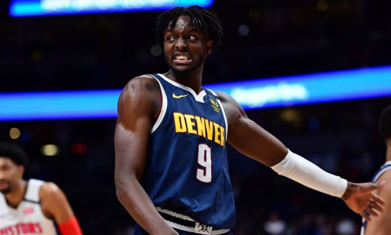 Jerami Grant Nuggets deal