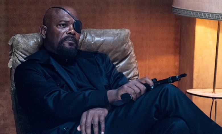 Samuel L Jackson will play Nick Fury in the Disney Plus series (exclusive)