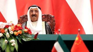 Photo of Sheikh Sabah al-Ahmad al-Sabah, Kuwait's Emir, Dies at 91