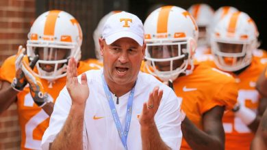 Photo of Tennessee coach Jeremy Pruitt is giving a two-year extension with an annual increase of $ 400,000