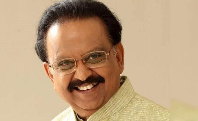Veteran singer SB Balasobrahmaniam dies