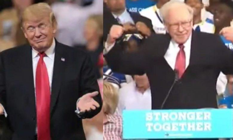 Trump and Buffett