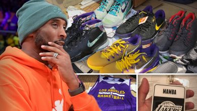 Photo of Bringing back Kobe Bryant's storage locker treasures to Vanessa, 'it all worked out'