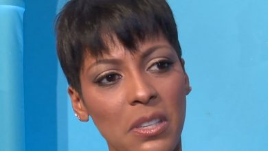 Photo of Tamron Hall was sued for $ 16 million by mom over vaccination slice