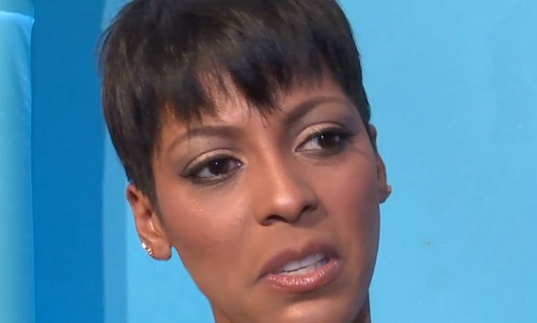Tamron Hall was sued for $ 16 million by mom over vaccination slice