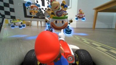 Photo of 10 things we learned about Mario Kart Live: Home Circuit, Nintendo's mixed reality racer