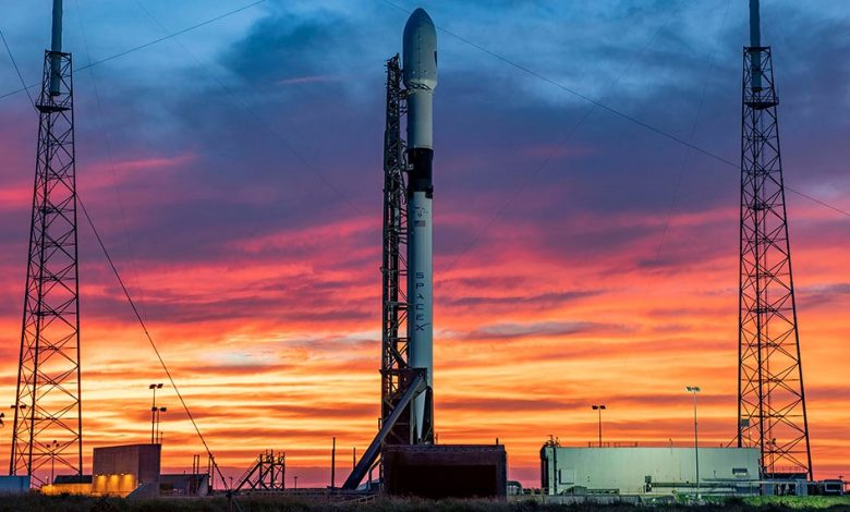 SpaceX is looking to launch two Falcon 9 rockets, and they land in eleven hours