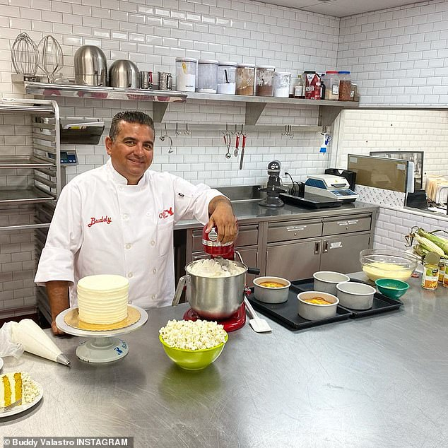 Cake Boss: Buddy owns 11 Carlo Bakery locations, which his father Buddy Sr. From Carlo Guastaffero in 1963