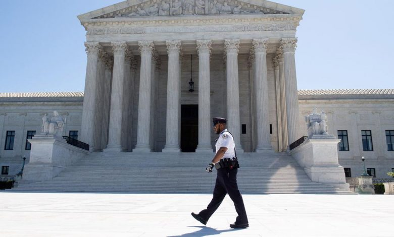 The Supreme Court of the United States permits mailing restrictions on the Supreme Committee for Follow-up