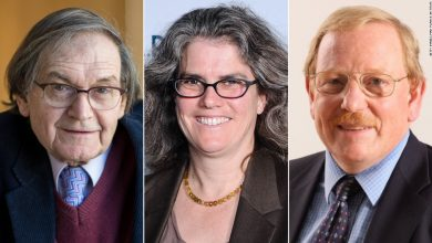 Photo of The Nobel Prize in Physics has been awarded to the discoveries of black holes by Roger Penrose, Reinhard Genzel, and Andrea Gies.