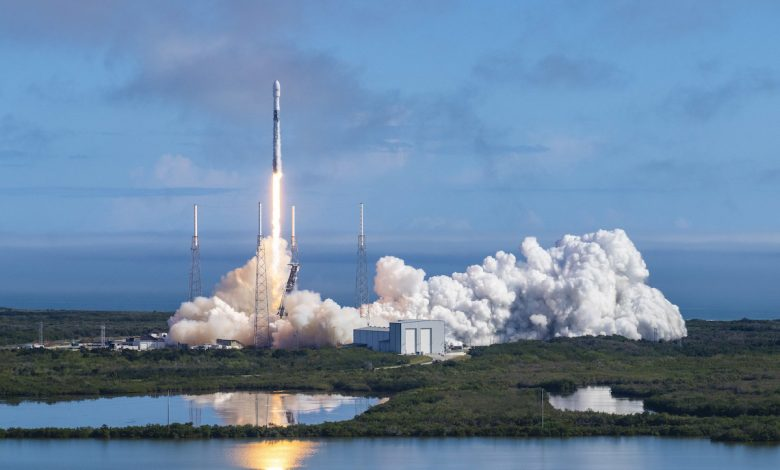 NRO reveals plans to launch previously undisclosed SpaceX this month - Spaceflight Now