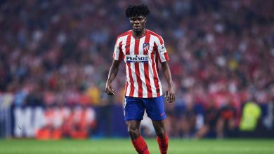 Photo of Atletico Madrid angry over Thomas Partey's move to Arsenal