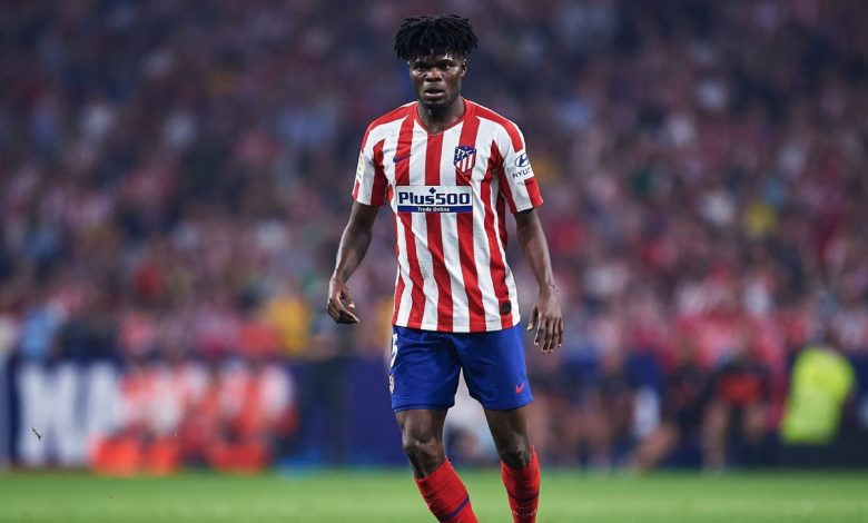 Atletico Madrid angry over Thomas Partey's move to Arsenal