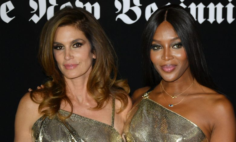 Apple orders model documentaries from Naomi Campbell, Cindy Crawford