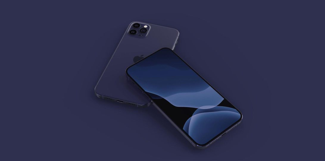 IPhone 12 Pro-Navy-Blue