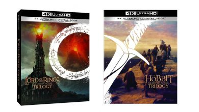 Photo of The Lord of the Rings trilogy and The Hobbit are released in 4K Ultra HD Blu-ray
