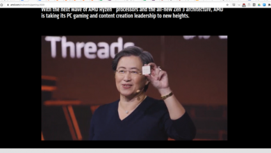 Photo of AMD's new Zen 3 Ryzen Desktop CPUs arrive on November 5th