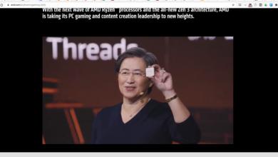 Photo of AMD's new Zen 3 Ryzen Desktop CPUs arrive on November 5th