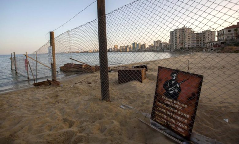 Northern Cyprus reopens the abandoned Varosha beach resort