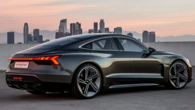 "Photo of Audi excites the production version of the electric e-tron GT, making a ""progressive"" supercar sound"