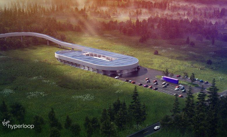 Virgin Hyperloop reveals West Virginia as the location for its Hyperloop Test Center