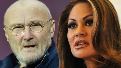Photo of Phil Collins evicted his ex-wife from the house after the alleged secret marriage