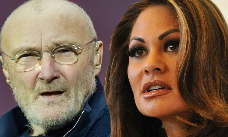 Phil Collins evicted his ex-wife from the house after the alleged secret marriage