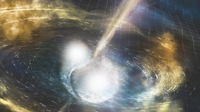 Photo of Astronomers were surprised by the continued X-rays years after a neutron star collided