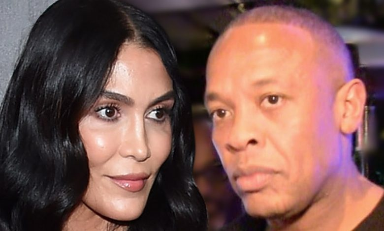 Los Angeles Police are investigating Dr. Dre's estranged wife over alleged embezzlement