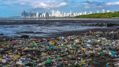 Photo of Approximately 16 million tons of plastic particles are hidden under the ocean's surface