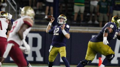 Photo of College Football Results, NCAA Top 25 Rankings, Week 6: No. 5 Notre Dame, No. 8 UNC tackles feisty opponents