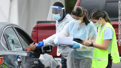 It'll be Florida's  Like a house on fire & # 39;  Within weeks with coronavirus restrictions loose, an infectious disease expert says